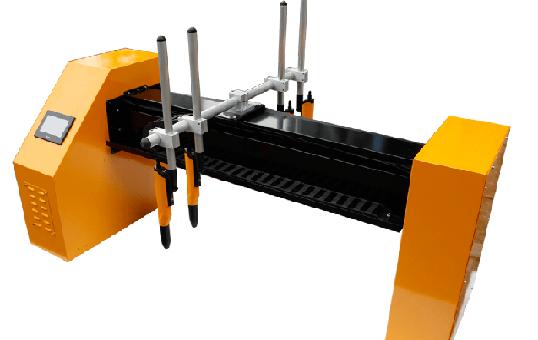 KL-2500D Horizontal Powder Coating Reciprocator