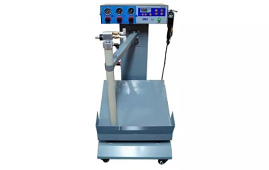 KL-660-V Box feed Powder Coating System for Fast Color Change