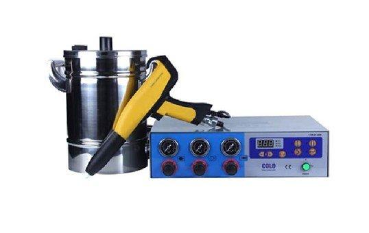 KL-660T-H Budget Saving Small Powder Coating Machines