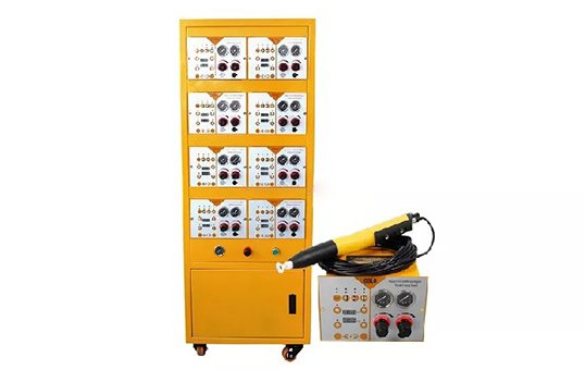 KL-800D Automatic Powder Coating Gun & Control Cabinet