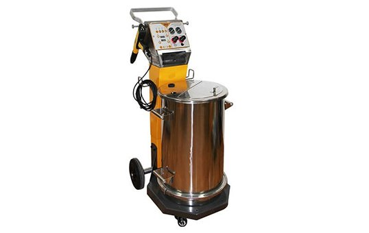 KL-800D Hot Sale Manual Powder Coating Machine