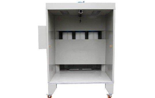 KL-S-1517 Manual Powder Coating Booth-1