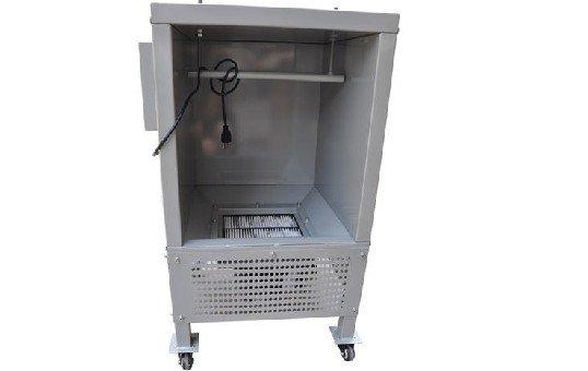 Lab Powder Spray Booth KL-S-04548-T-1