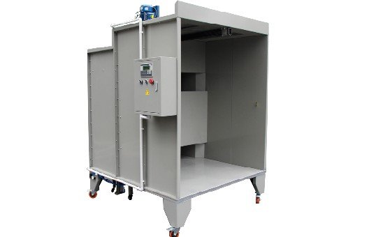 Manual Powder Coating Booth KL-S-1517-2