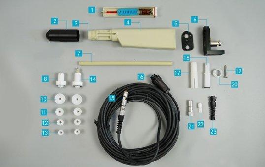 PG2-A Automatic Powder Coating Gun Part