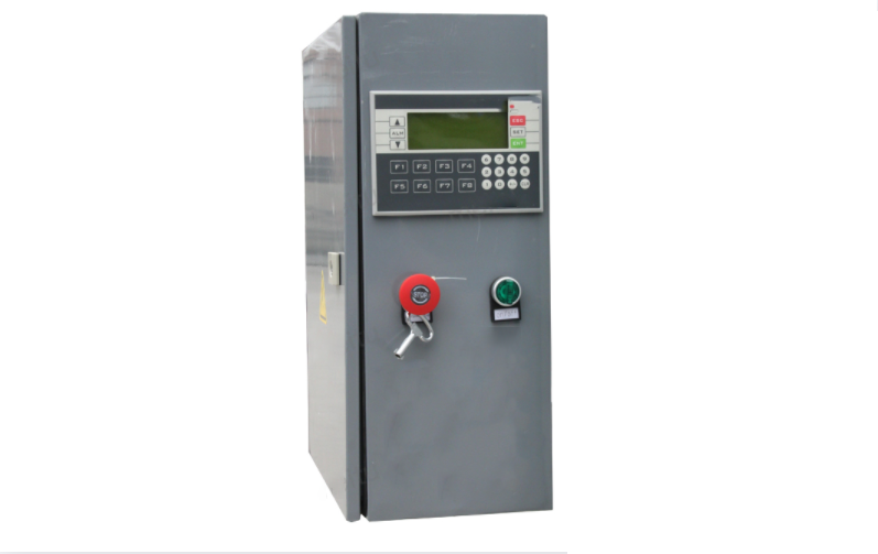 PLC control for powder coating oven