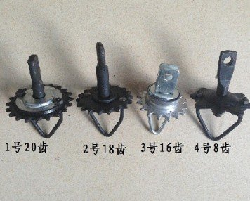 Powder Coating Conveyor Rotating Hangers