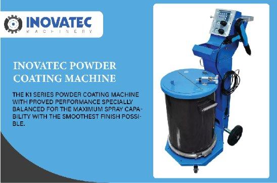 Powder Coating Machine Catalog