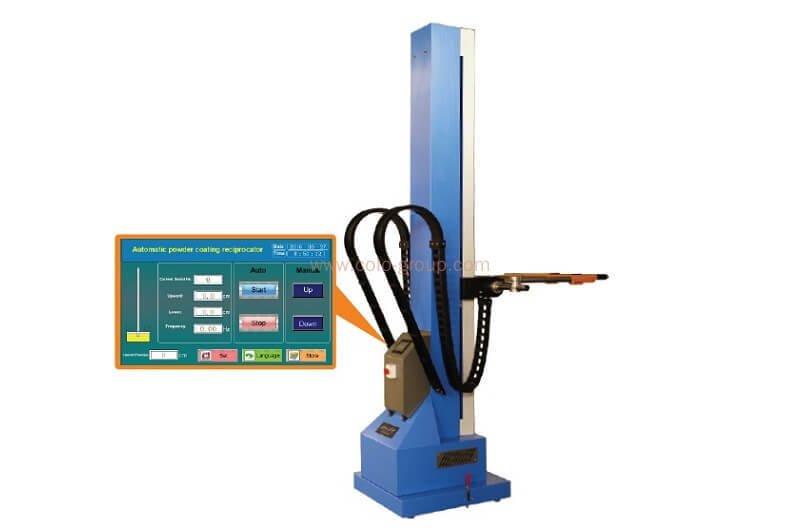 Powder Coating Reciprocator