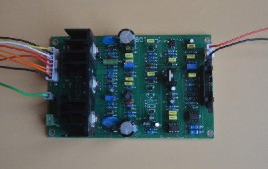 Powder Gun PCB board