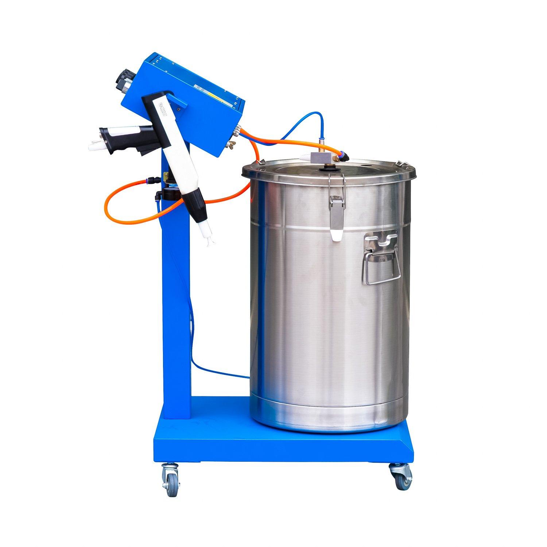 commercial powder coater equipment
