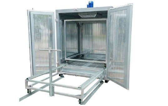 convection oven for powder coating