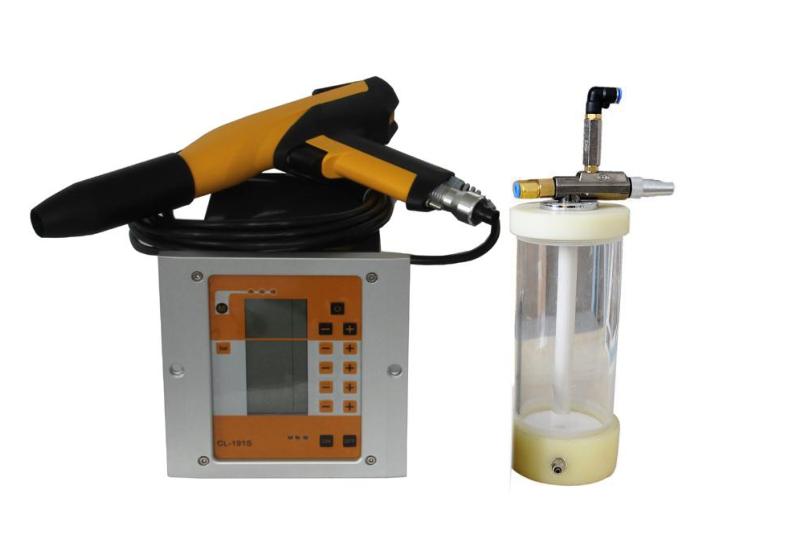 fluidized bed powder coating instruments