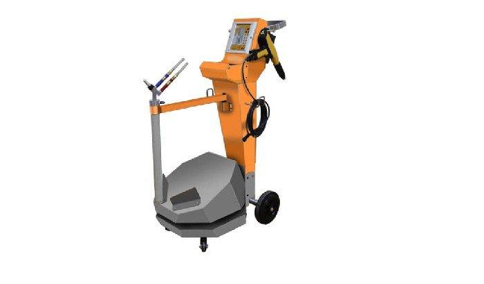 manual portable powder coating equipment