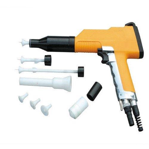 multiple nozzles for spray gun