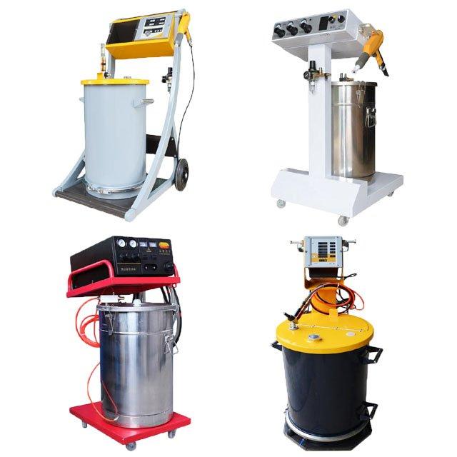 powder caoter machines