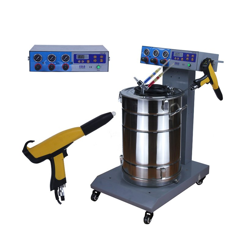 powder caoting system