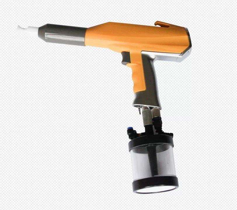 powder coater cup gun model