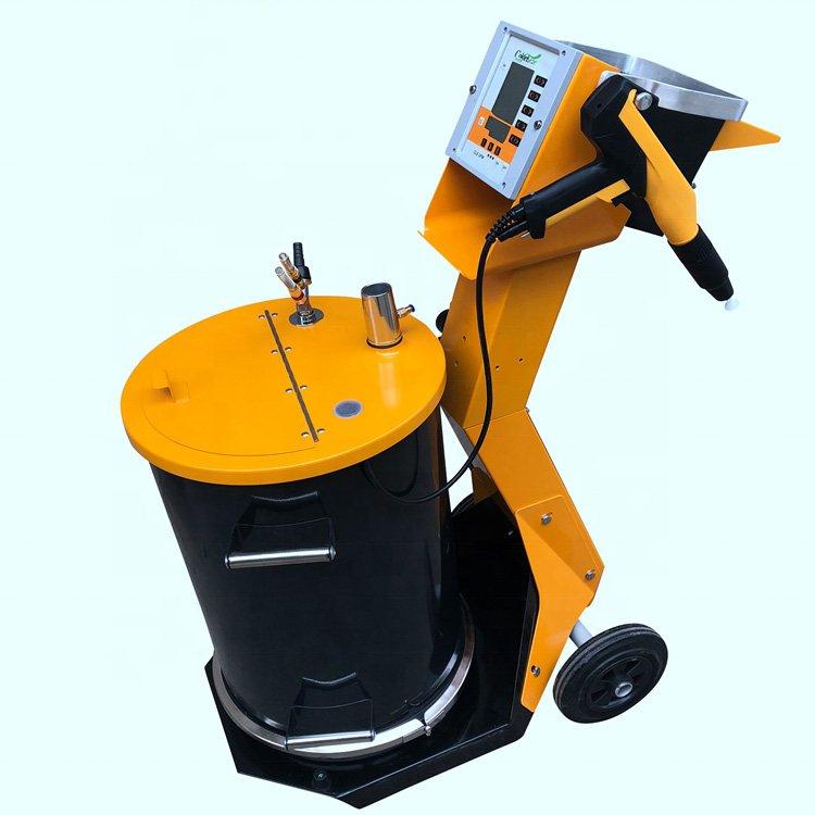 powder coating machine unit