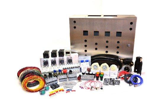 powder coating oven parts
