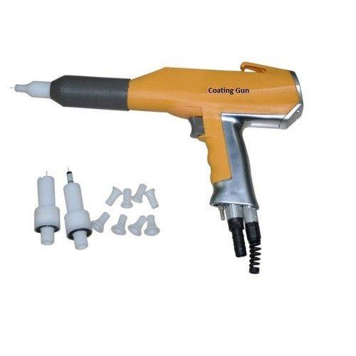 spray gun for powder coating