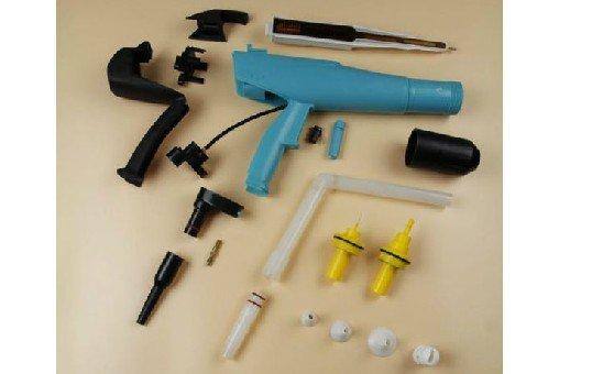 wagner powder coating gun parts